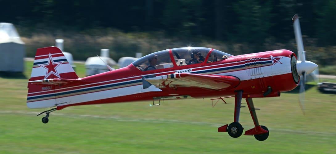 Sukhoi Su 29.