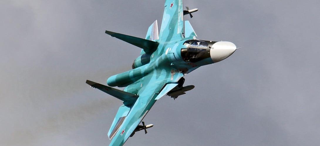 Sukhoi Su 32