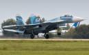 Sukhoi Su 33 78RED.