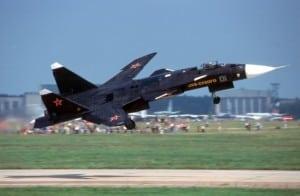 """Sukhoi Su-47 Berkut """"Firkin"""""""