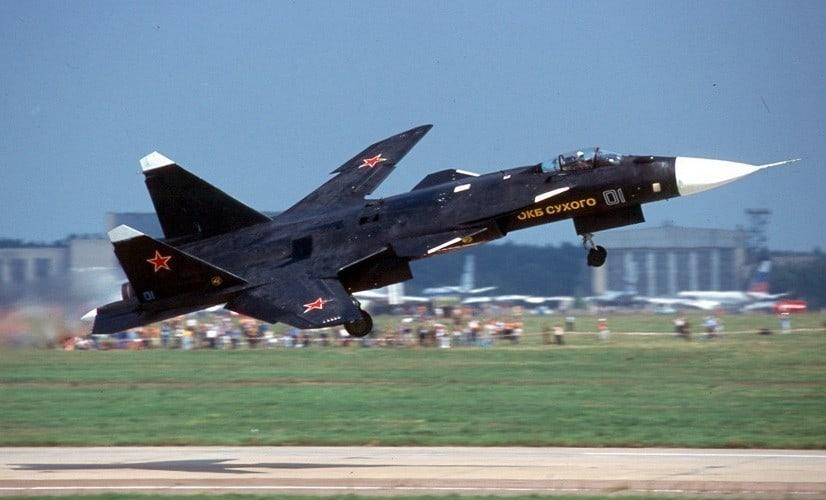 Sukhoi Su 47 Berkut.