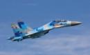 Ukraine Air Force Sukhoi Su 27UB