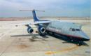 United Express BAe 146 300A