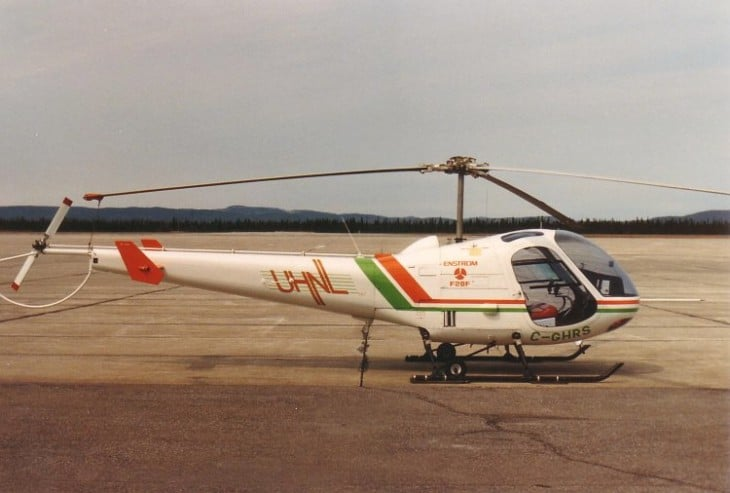 Universal Helicopters Enstrom F 28F