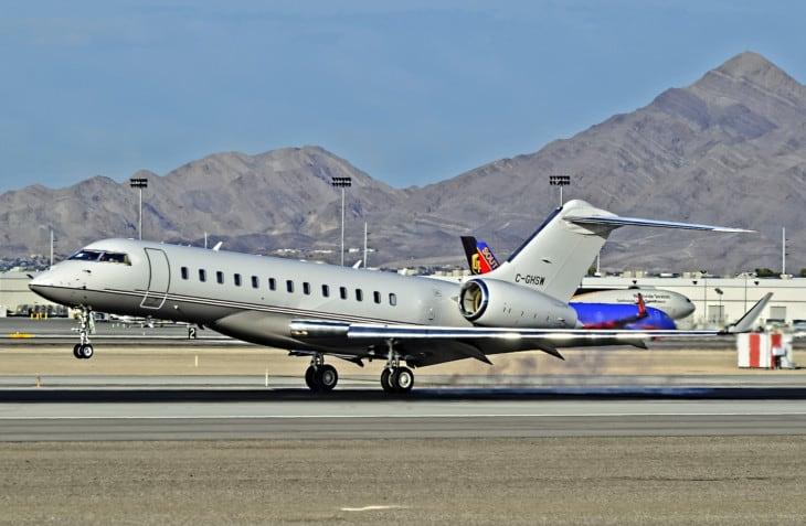 Bombardier BD 700 Global Express