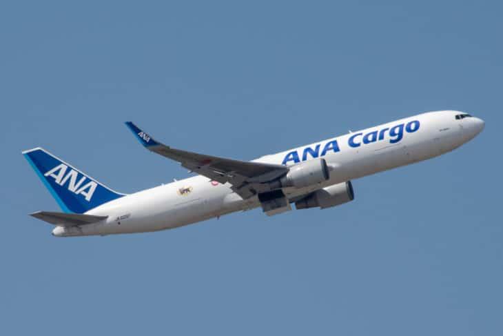 Cargo Boeing 767 300F
