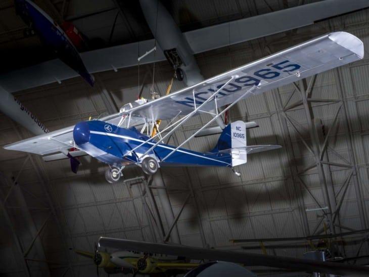 Curtiss Wright CW 1 Junior
