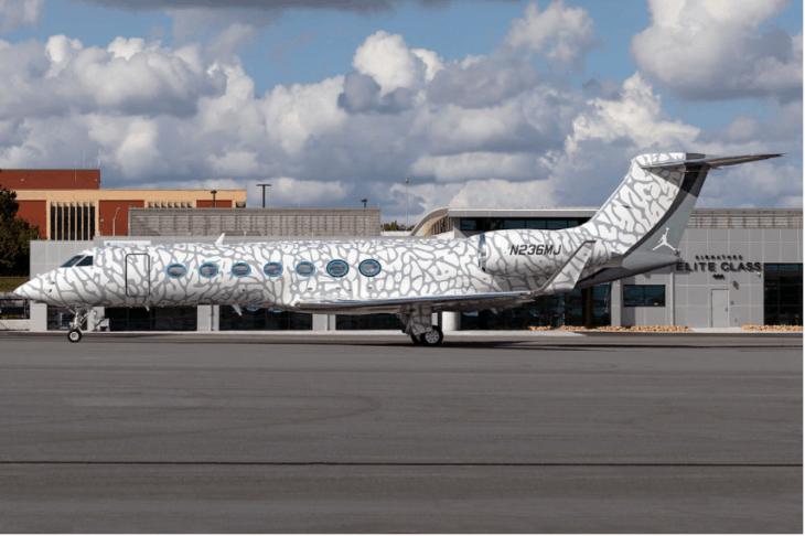 Gulfstream G550 MJ Air Inc