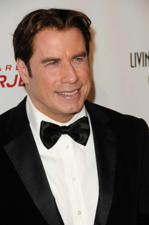 John Travolta at the 8th Annual Living Legends of Aviation