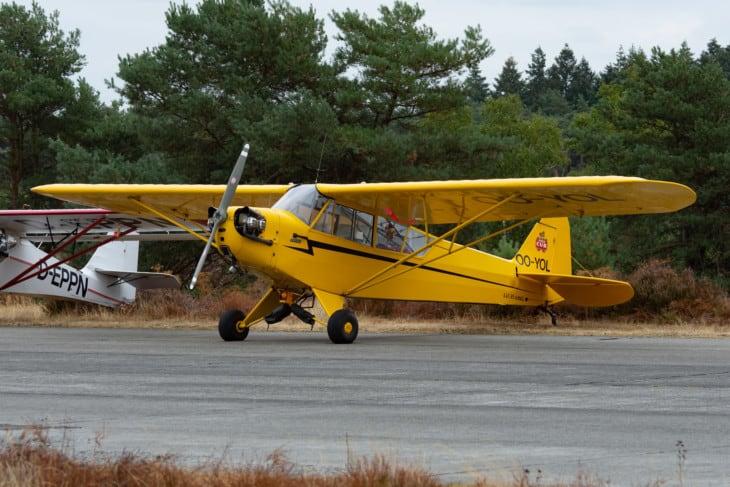 Piper J 3 Cub