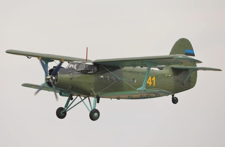 Antonov AN 2 Colt