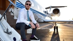 20 Athletes with Private Jets