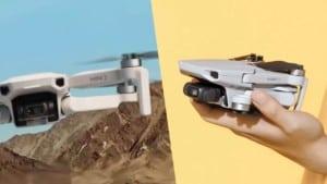 DJI Mini 2 vs Mini SE