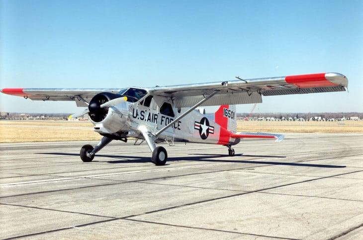 De Havilland U 6A Beaver USAF