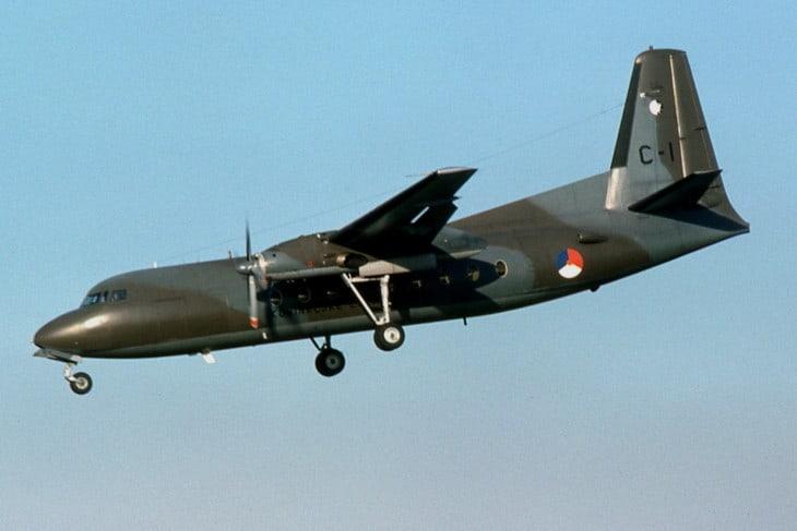 Fokker F.27 Friendship 100 Royal Netherlands Air Force