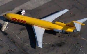 Boeing 727 DHL