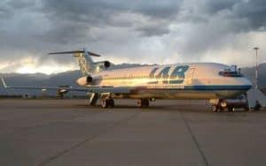 Boeing 727 LAB