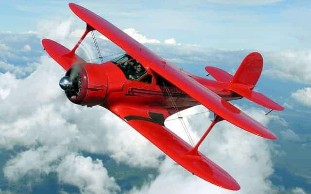 Beechcraft Staggerwing C-17