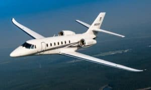Cessna Citation Sovereign Plus