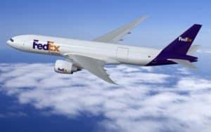 Boeing 777 Freighter fedex cargo