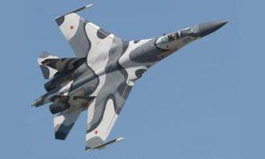 Sukhoi Su-27sK