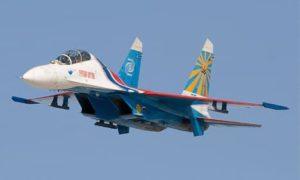 Sukhoi Su-27UBK