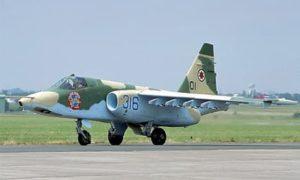 Sukhoi Su-25K Frogfoot