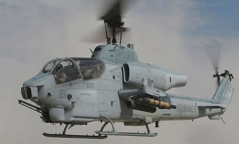 Bell AH-1Z Viper featured