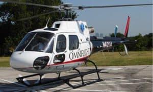 Eurocopter AS350 B3