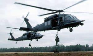 Sikorsky Uh-60 M Black Hawk