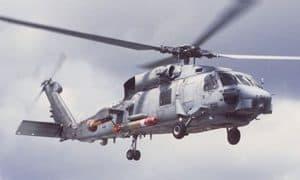 Sikorsky S-70B Seahawk