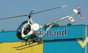 Sikorsky Schweizer 300CBi Training