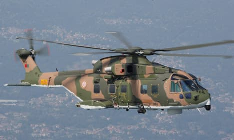 Agusta Westland AW101 Merlin Featured