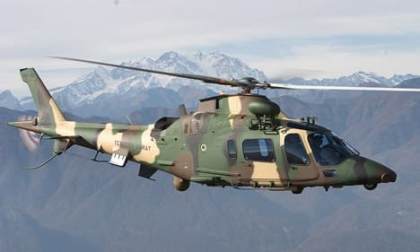Agusta Westland AW109 LUH Featured