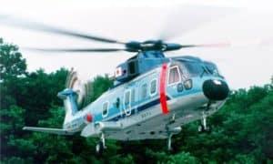 Agusta Westland AW101 VIP