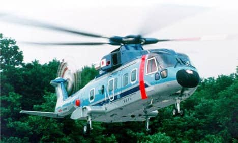Agusta Westland AW101 VIP Featured