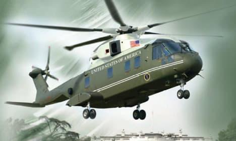 Agusta Westland VH-71A / US101 Marine One Featured