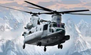 Boeing HH-47 CSAR-X