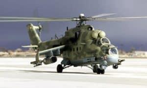 MIL Mi-35 / 24D