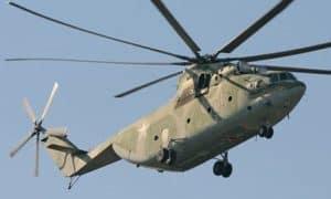 MIL Mi-26TP Halo