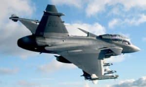 Saab Gripen JAS 39B
