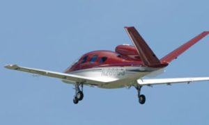 Cirrus SJ50 THE-JET