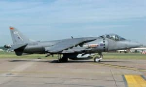 BAE Harrier II GR9