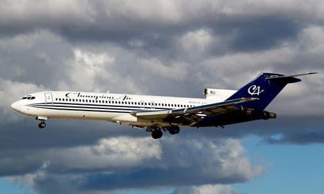 Boeing 727 Champion