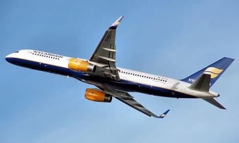 Boeing 757 Iceland Air