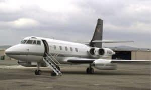 Lockheed JetStar C-140