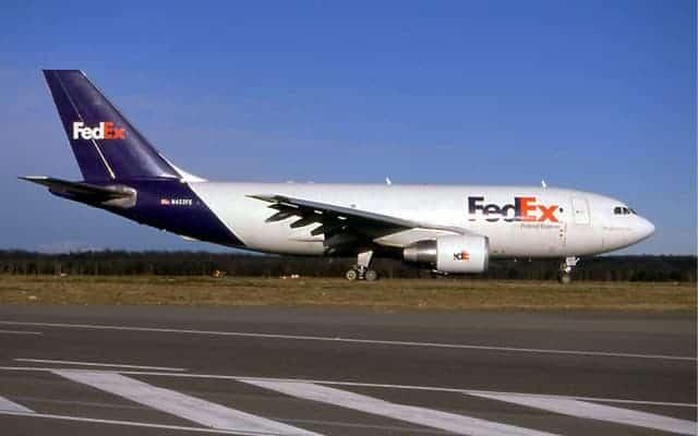Airbus A300 600F Fedex
