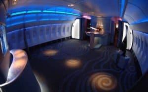 Airbus A330 Corporate Jet interior