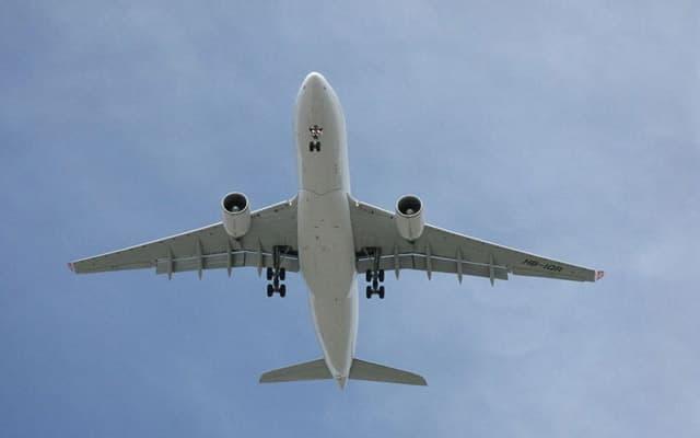 Airbus A330 Corporate Jet underside