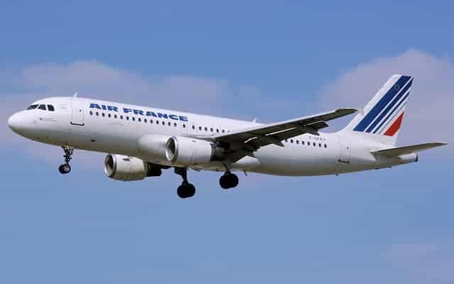 Airbus A320 - Air France
